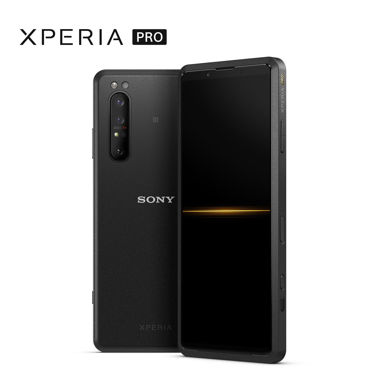 smartfon Sony Xperia Pro smartphone