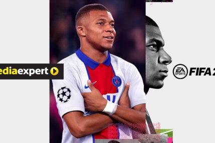 TOP 5 najlepiej sprzedających się gier w 2020 roku w Media Expert FIFA 21