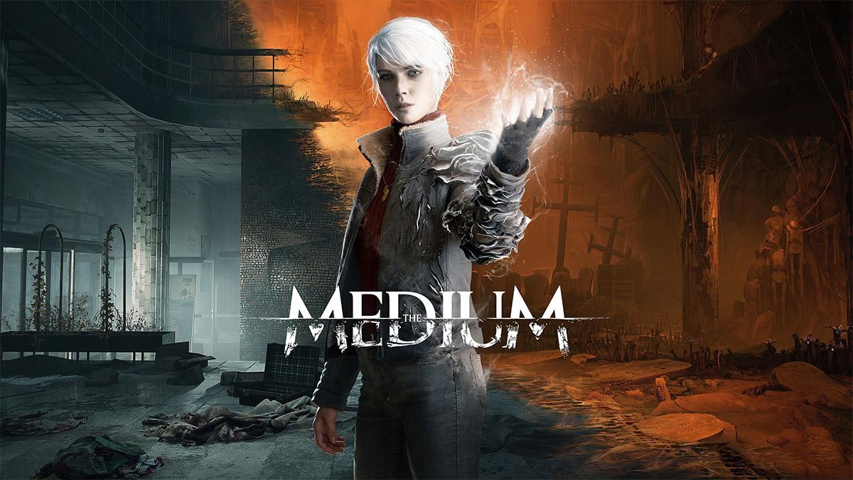 The Medium Xbox Series S Recenzja Xbox Game Pass