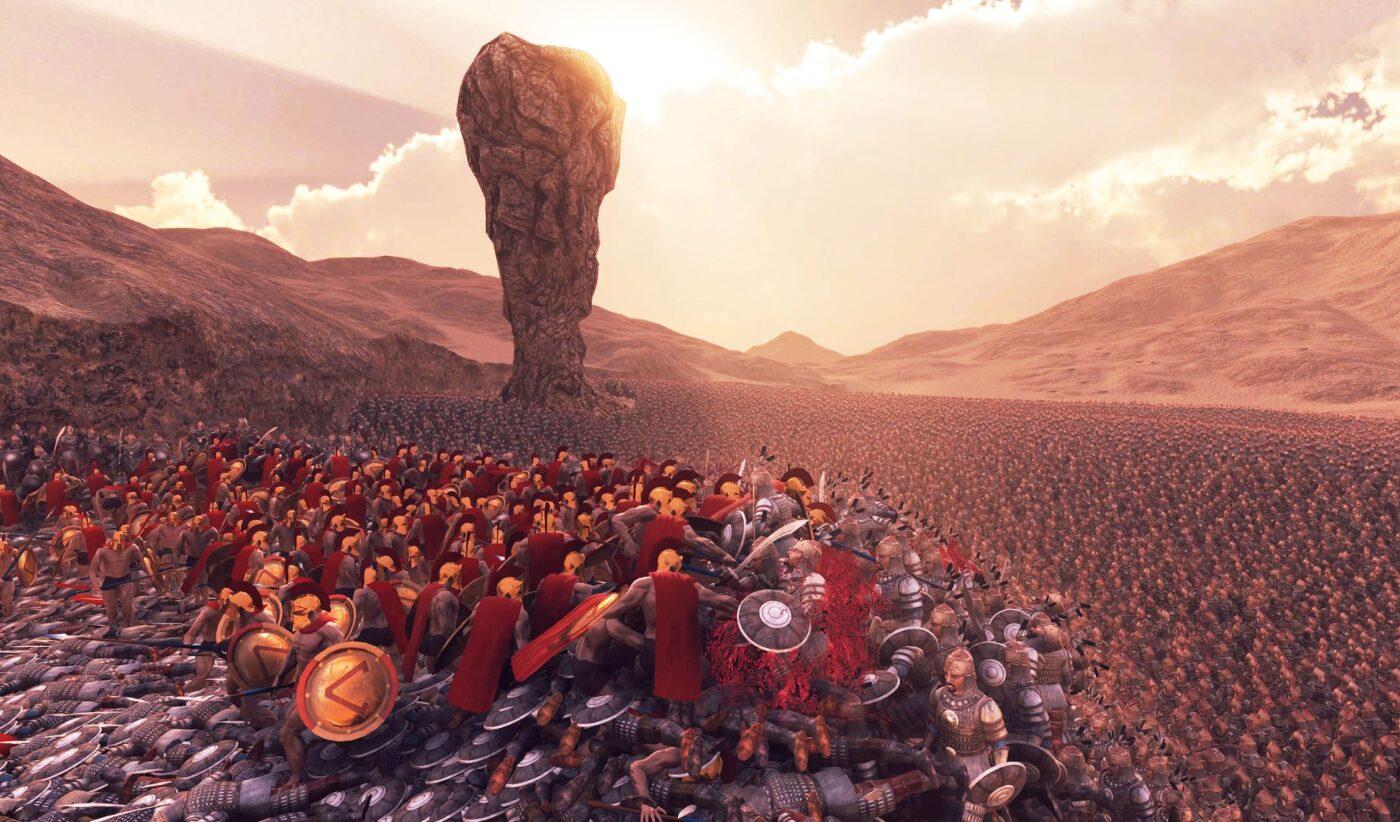 Ultimate Epic Battle Simulator za darmo na Steam