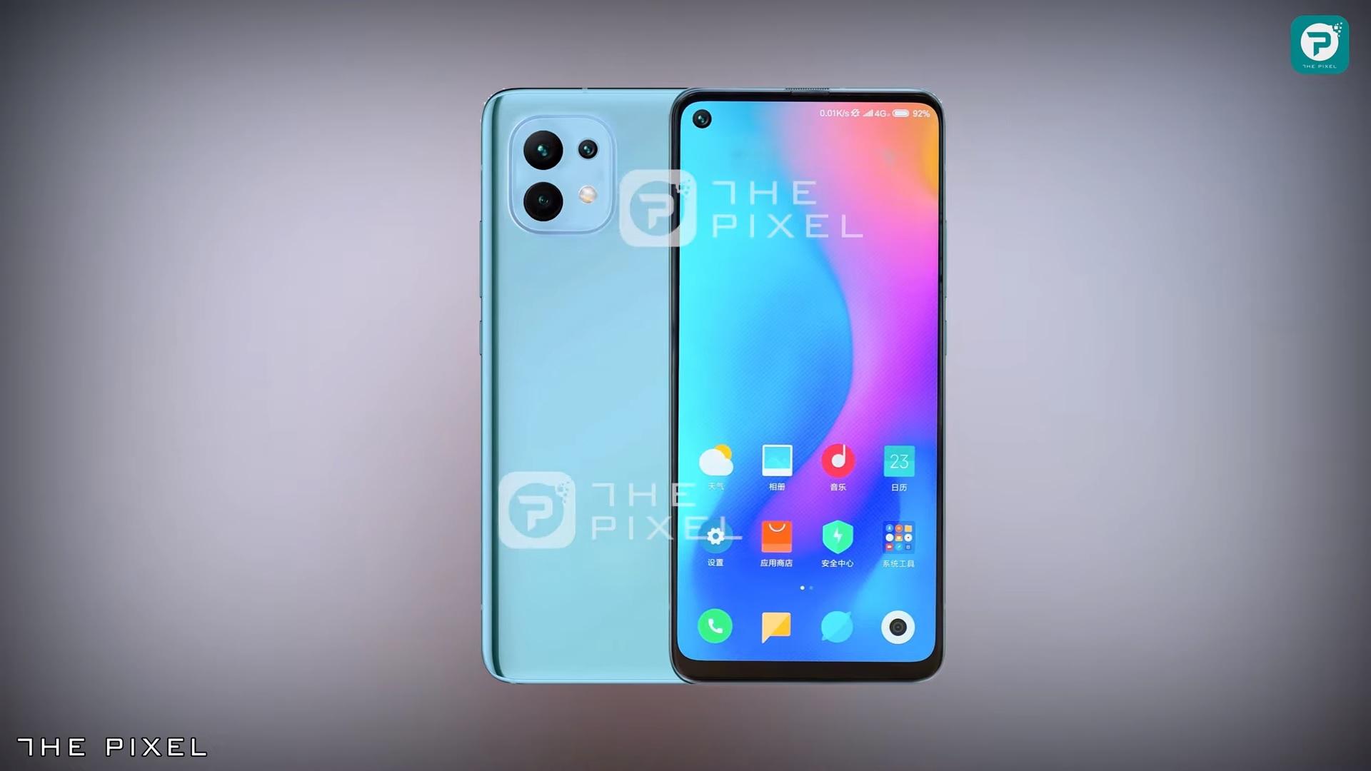 smartfon Xiaomi Mi 11 Lite 4G smartphone