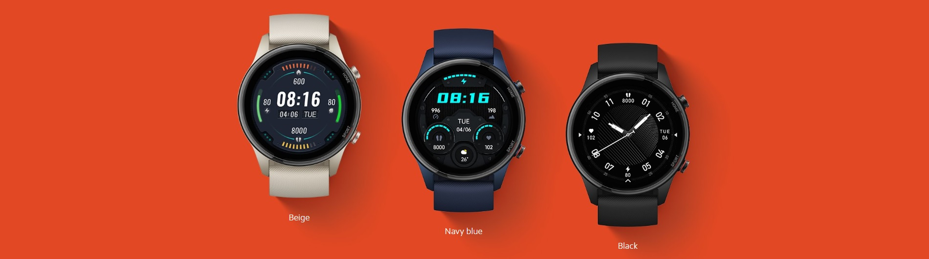 Xiaomi Mi Watch smartwatch
