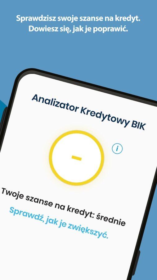 aplikacja Mój BIK