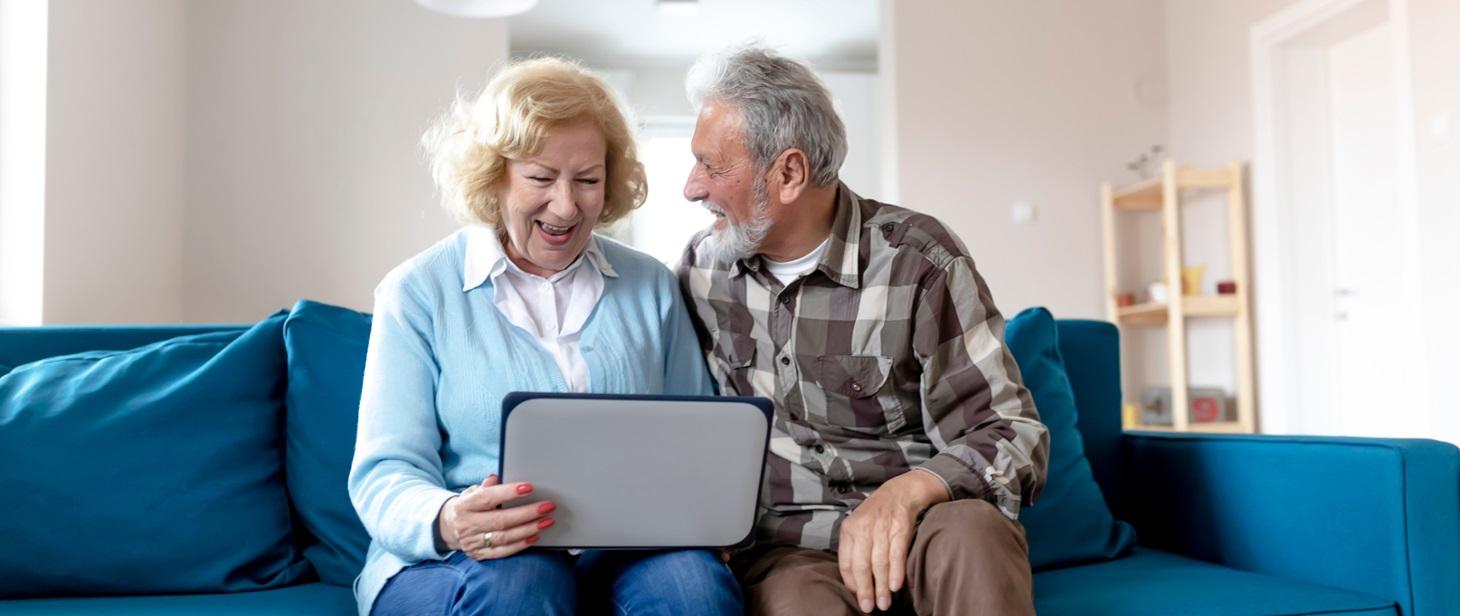 Nowość: Tymczasowy Profil Zaufany dla seniorów 80+ ułatwi zapisanie się na szczepienie przeciwko COVID-19