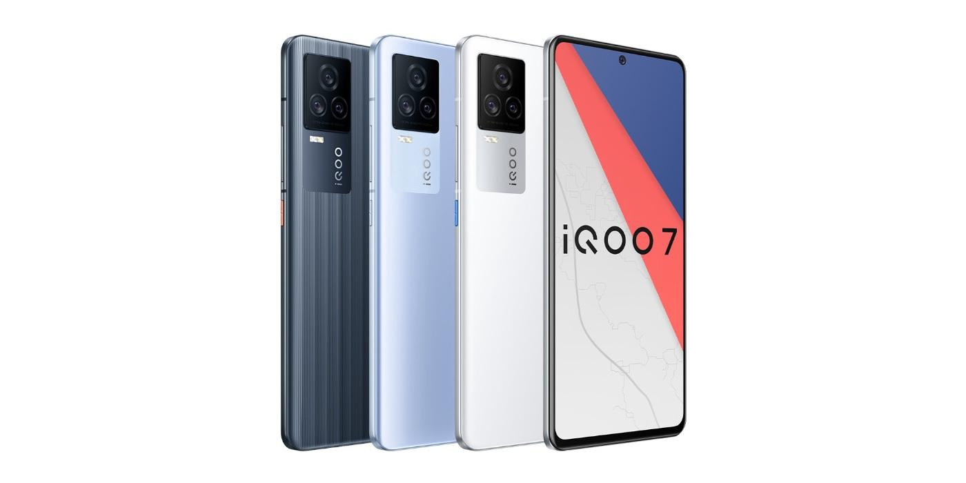 smartfon Vivo iQOO 7 smartphone