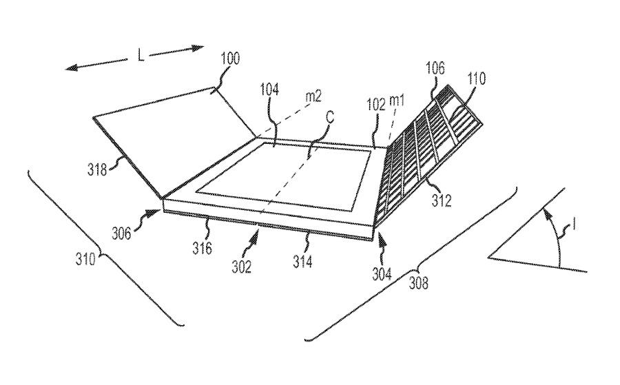 Case do iPada z klawiaturą ekranową (źródło: AppleInsider)