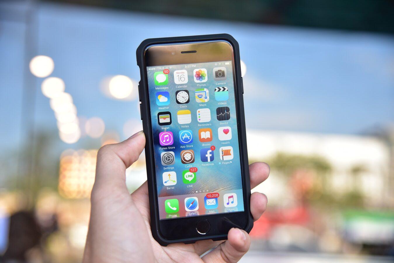 iOS 12.5.4 dostępny jest na iPhone'a 6