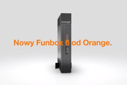 modem Funbox 6 Orange