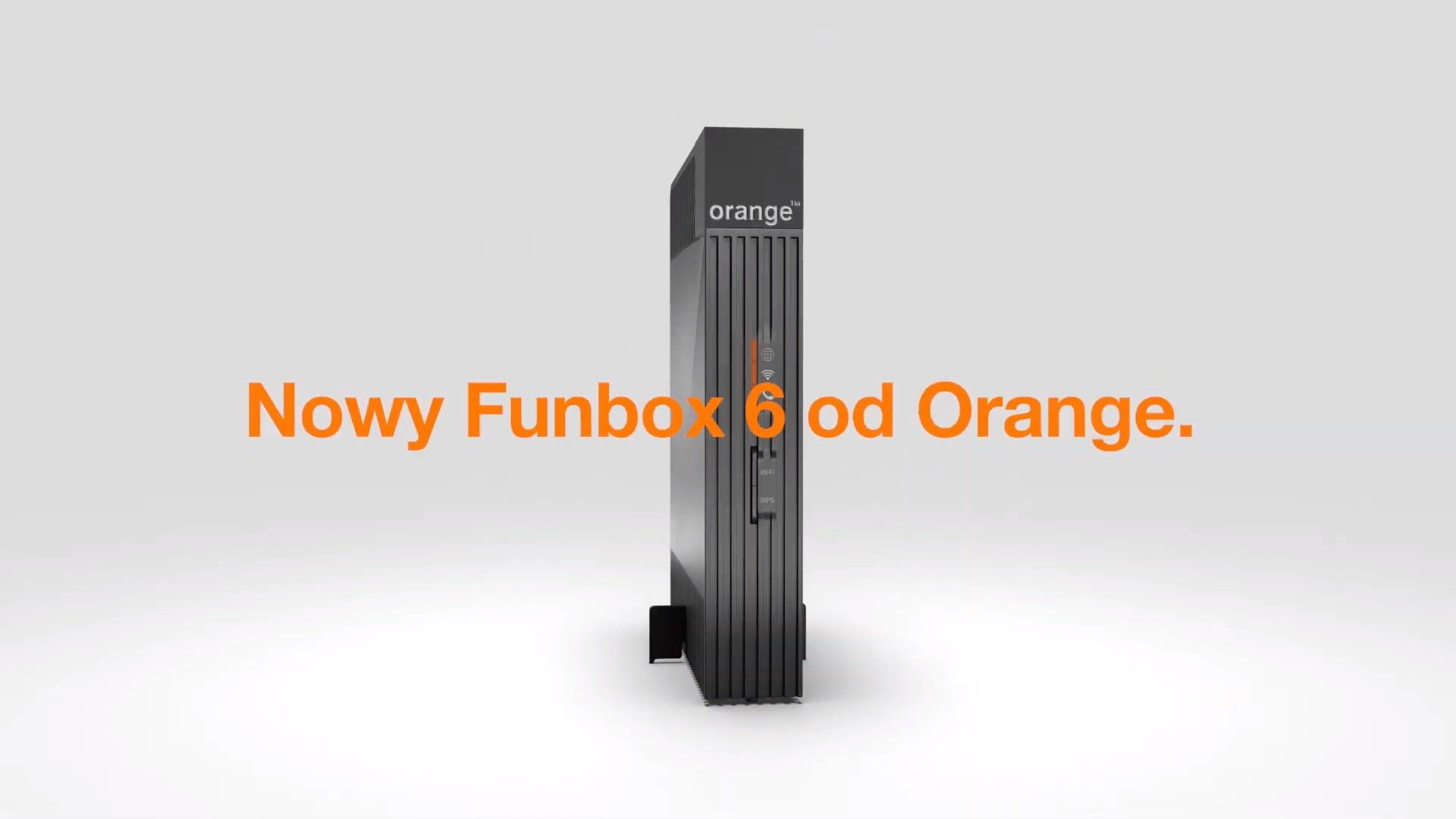 modem Funbox 6 Orange