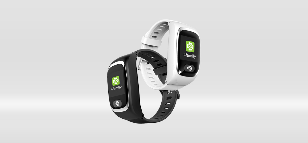 opaska myBand 4family smart band