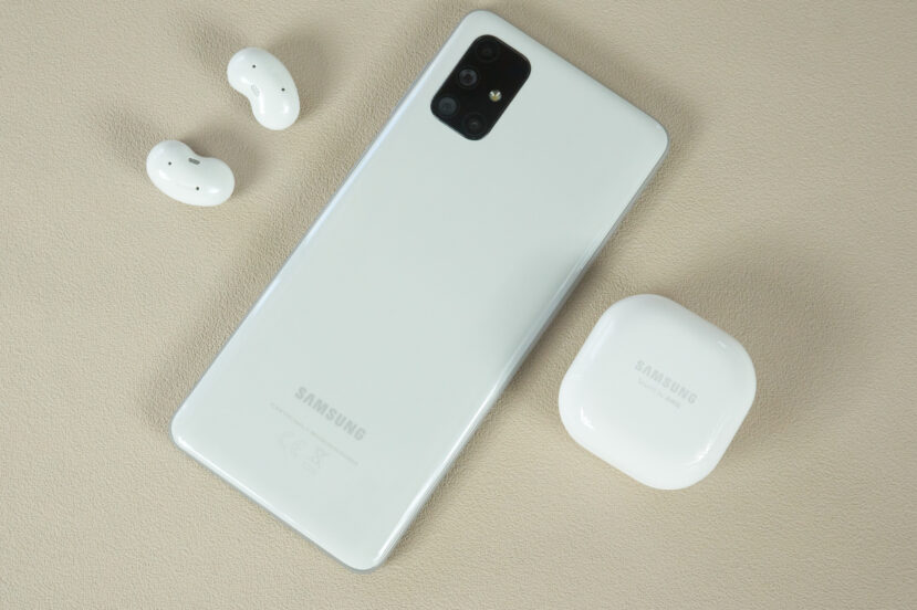 Samsung Galaxy M51 fot. Tabletowo.pl