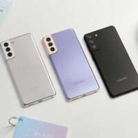 smartfon Samsung Galaxy S21+ smartphone