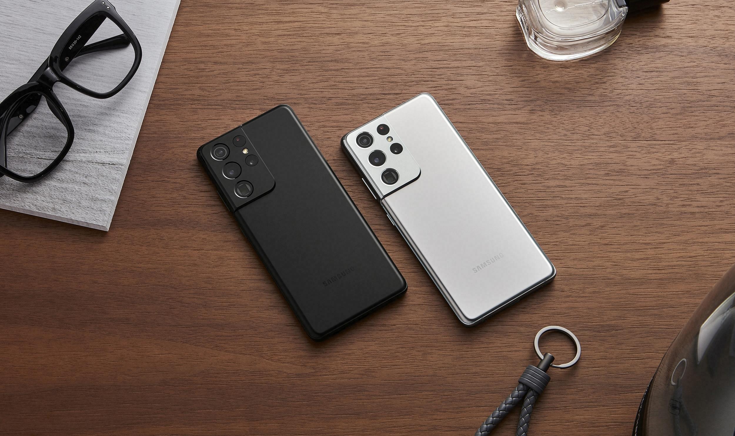 smartfon Samsung Galaxy S21 Ultra 5G smartphone