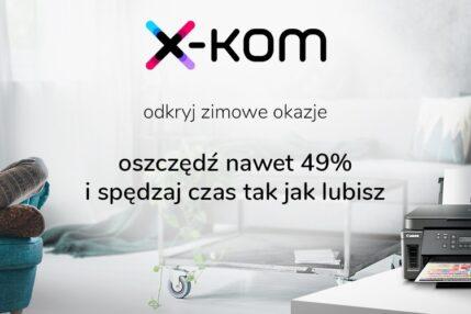 x-kom promocja ferie 2021