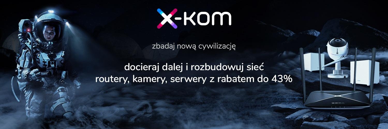 x-kom promocja tydzień sieci 2021