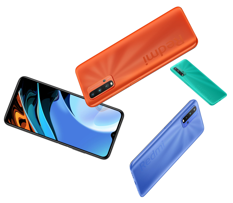 smartfon Redmi 9T smartphone