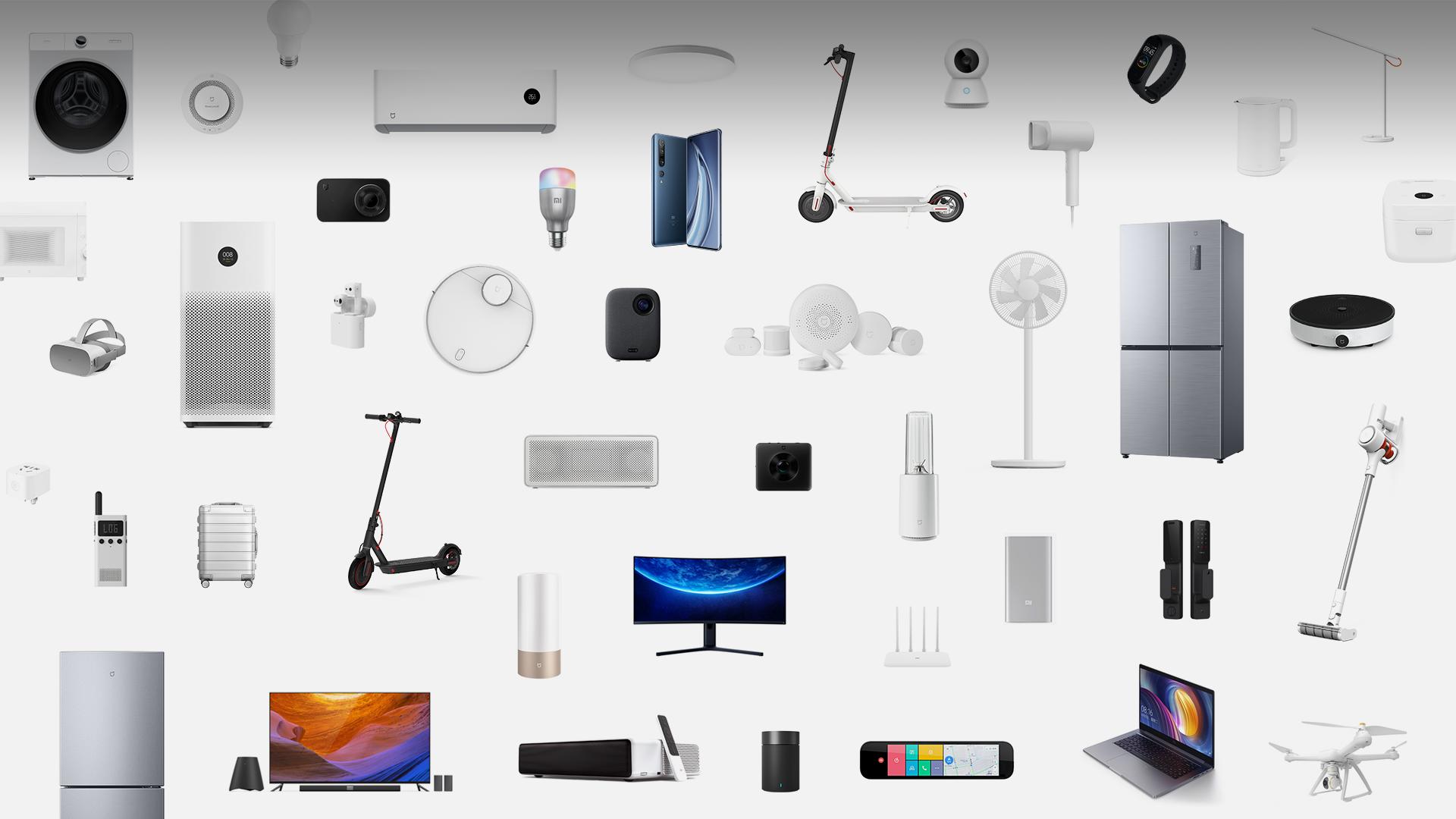 Xiaomi ecosystem
