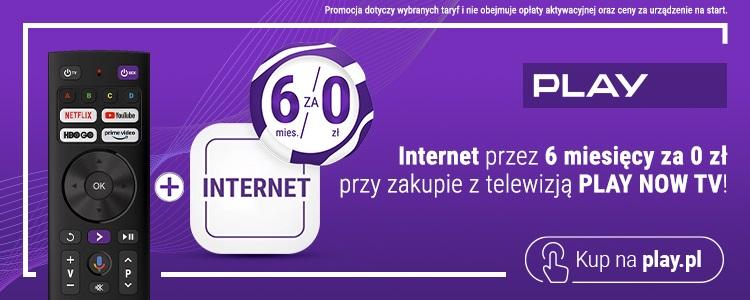 zimowa promocja Play internet telewizja