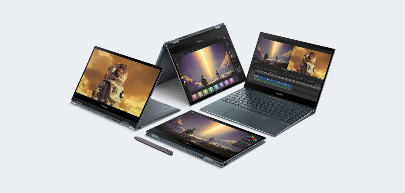laptop Asus ZenBook Flip 13 UX363 Intel Evo
