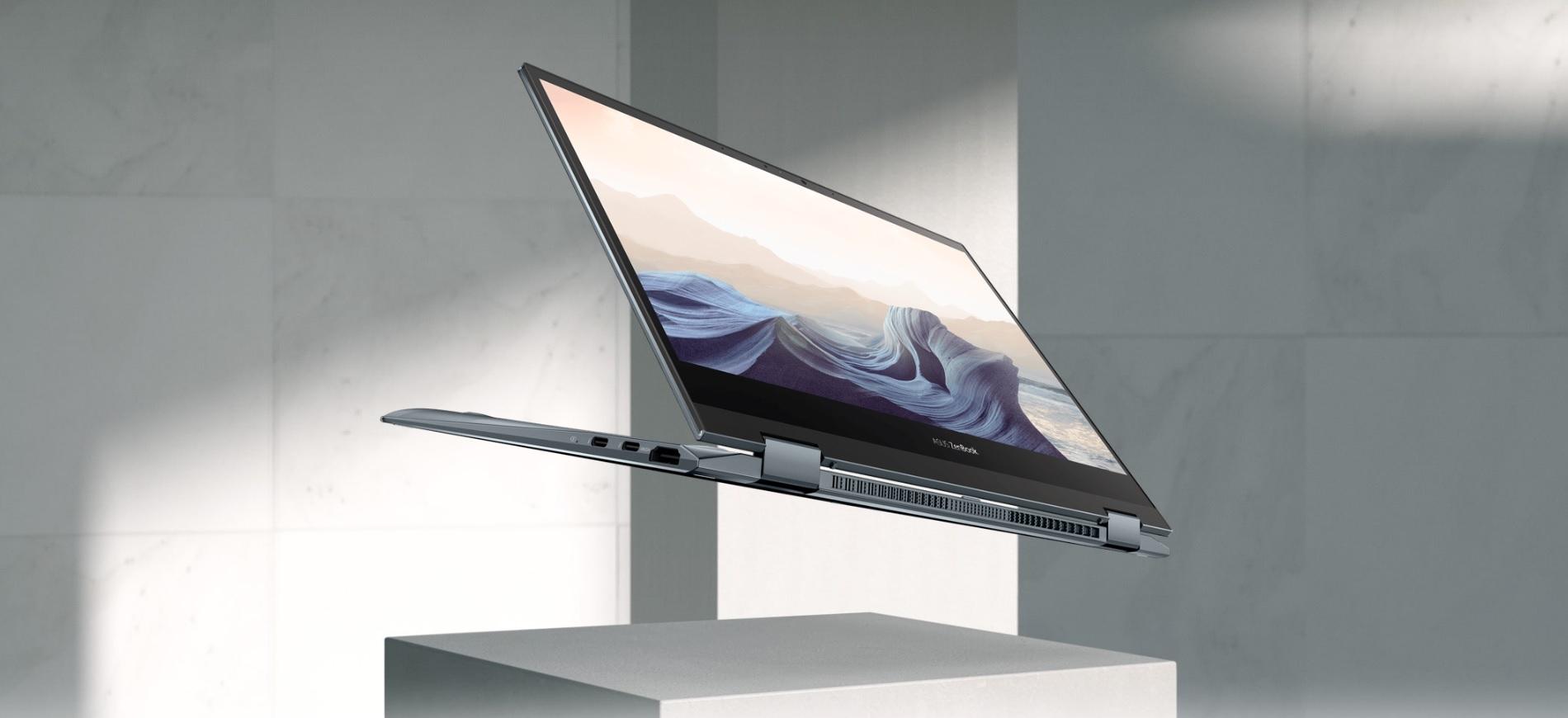Nowy ZenBook Flip 13 (UX363) już dostępny w Polsce. Cena jest adekwatna do tego, co oferuje
