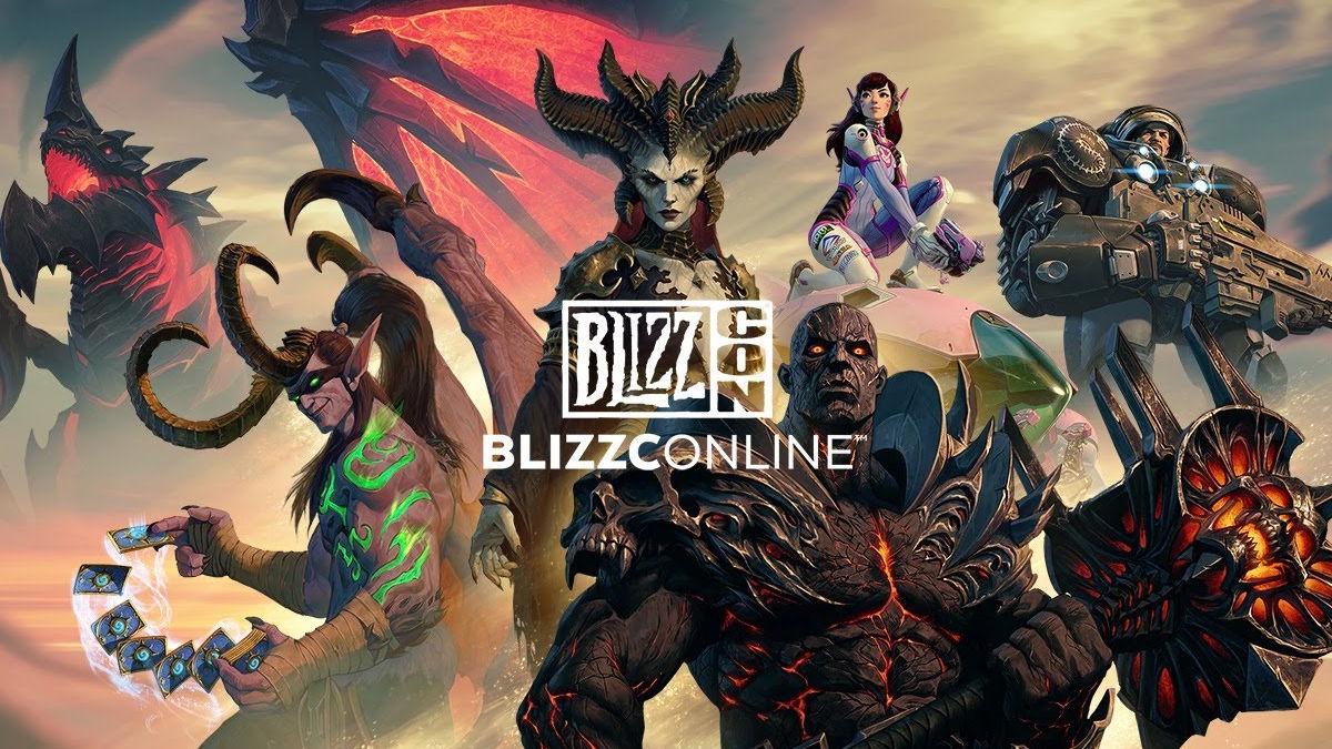 BlizzConline 2021 Diablo