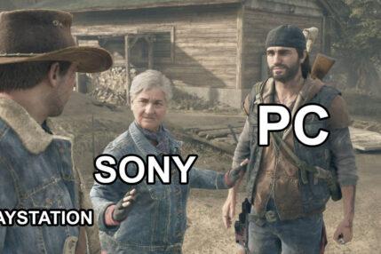 Days Gone na PC