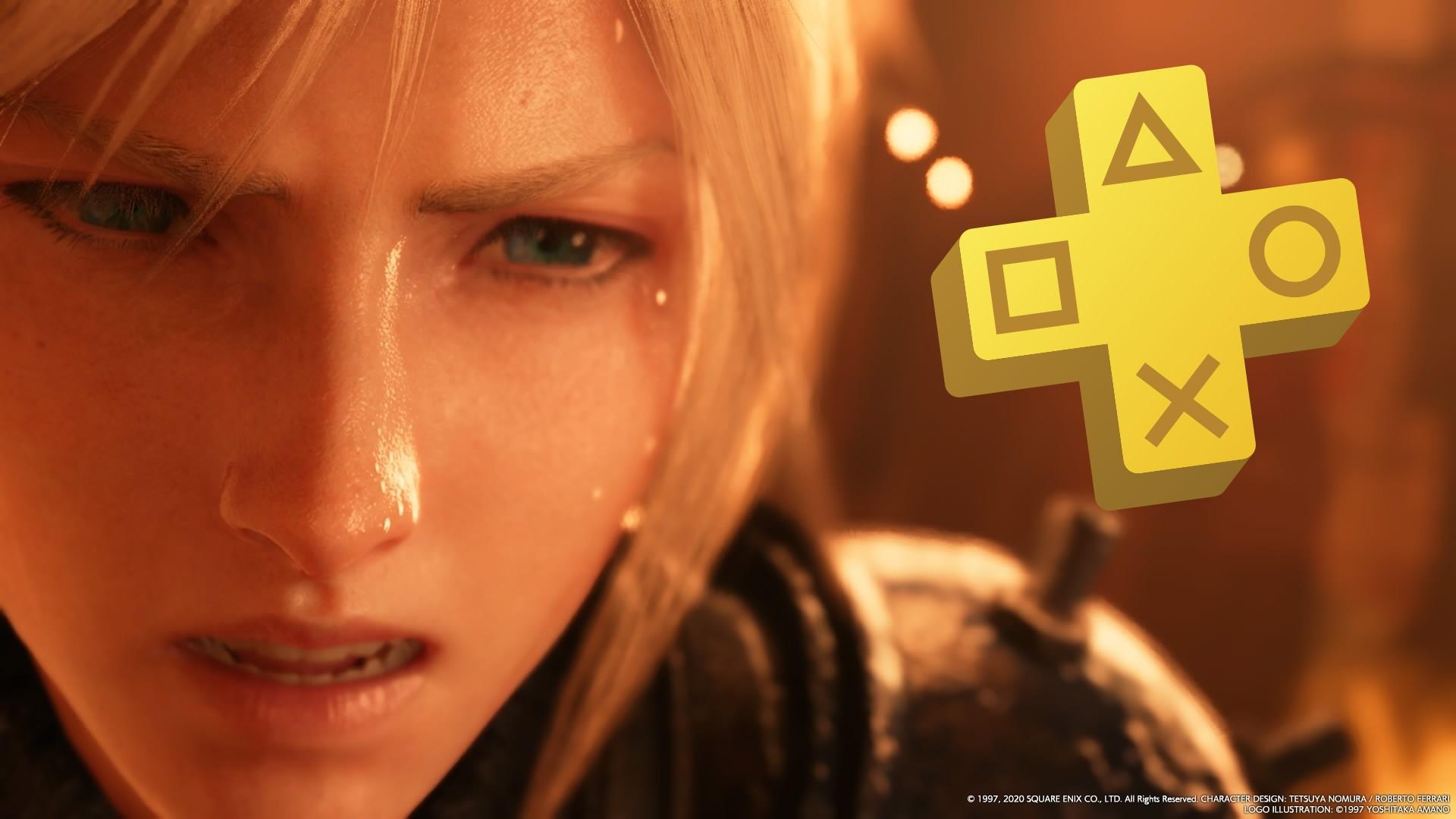 PlayStation Plus na marzec: czas zagrać w Final Fantasy VII Remake!