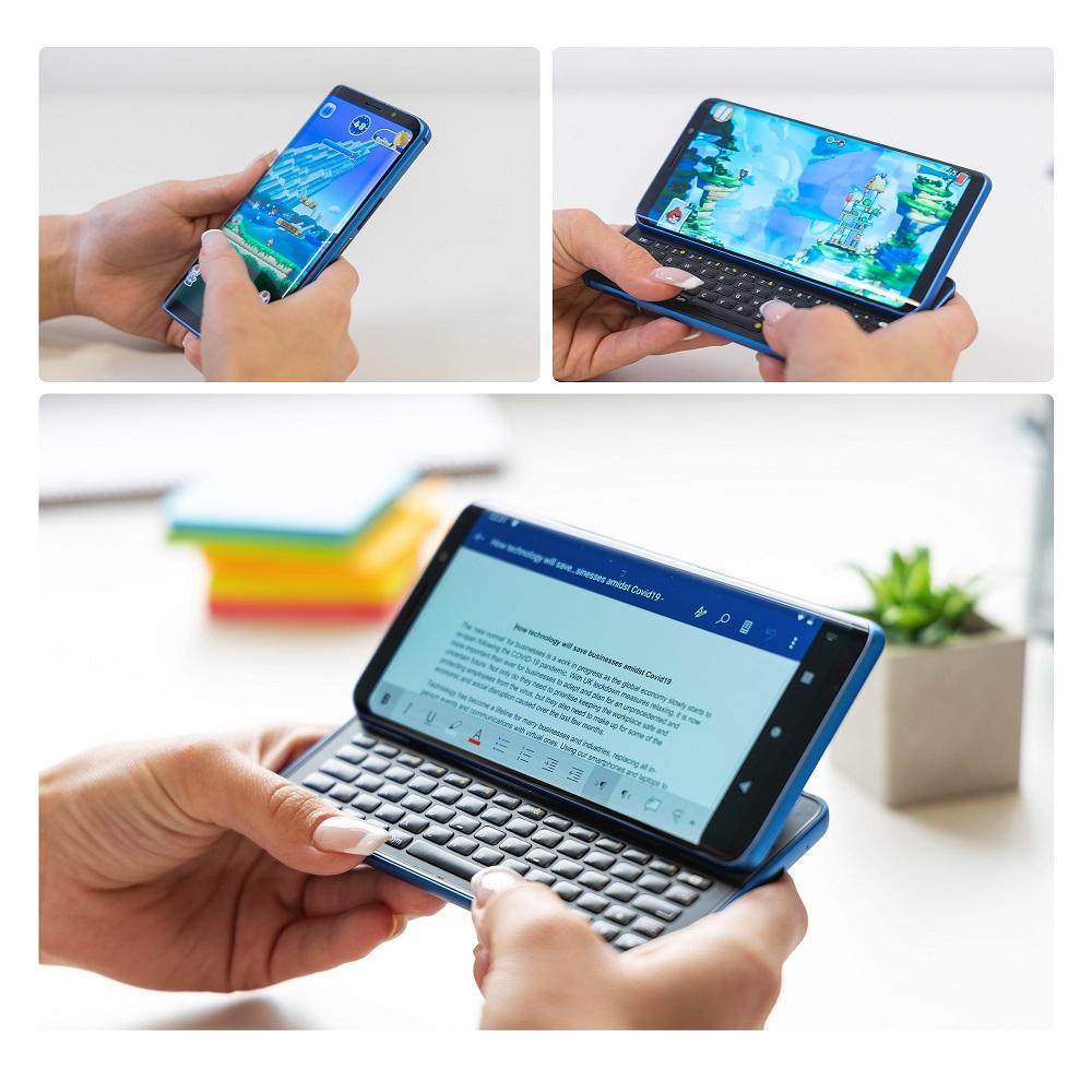 smartfon F(x)Tec Pro1-X smartphone procesor Qualcomm Snapdragon 835 Snapdragon 662