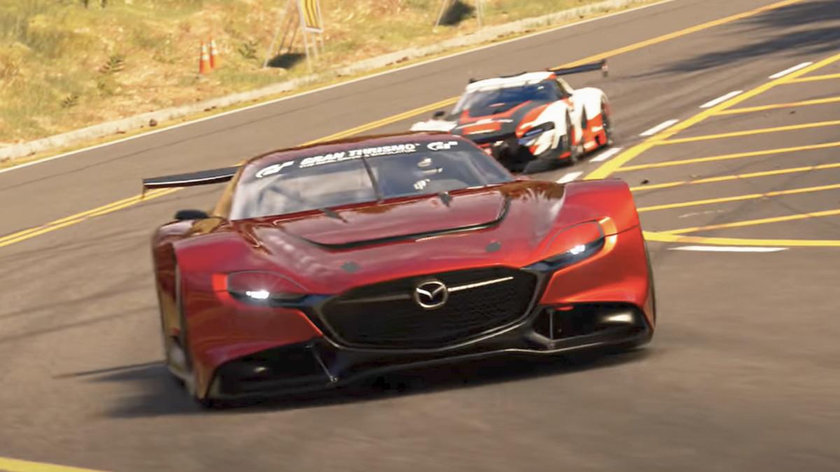 Gran Turismo 7 opóźnione data premiery 2022