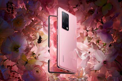 składany smartfon Huawei Mate X2 foldable smartphone