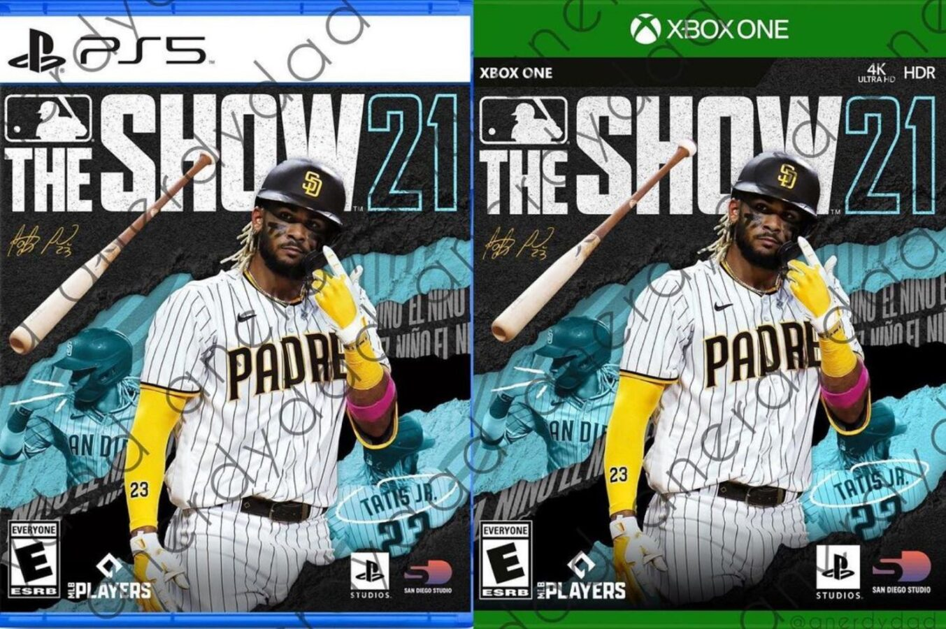 MLB The Show 21 PlayStation Xbox