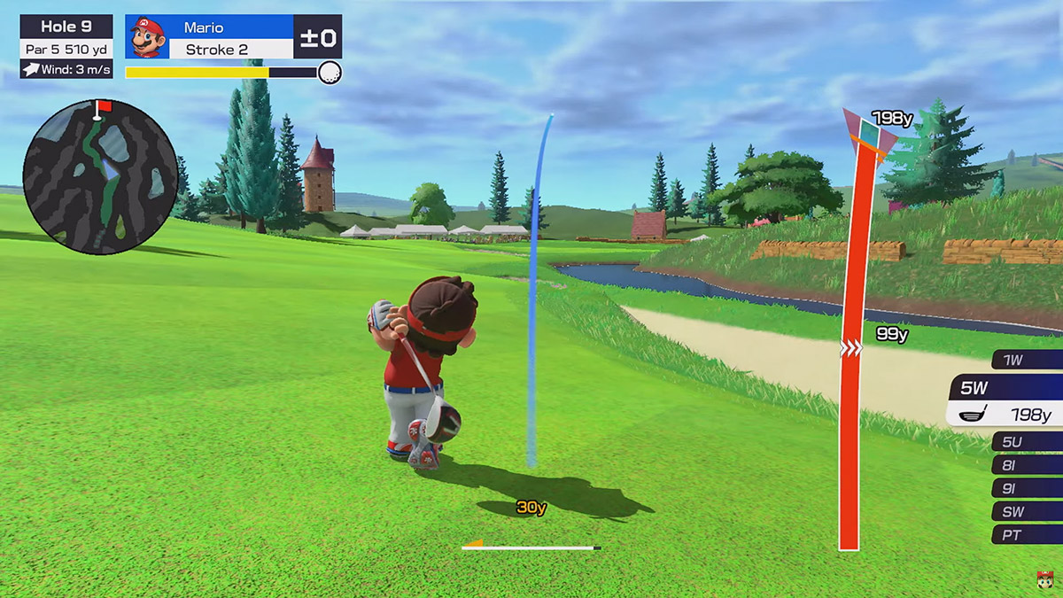 Nintendo Direct Mario Golf