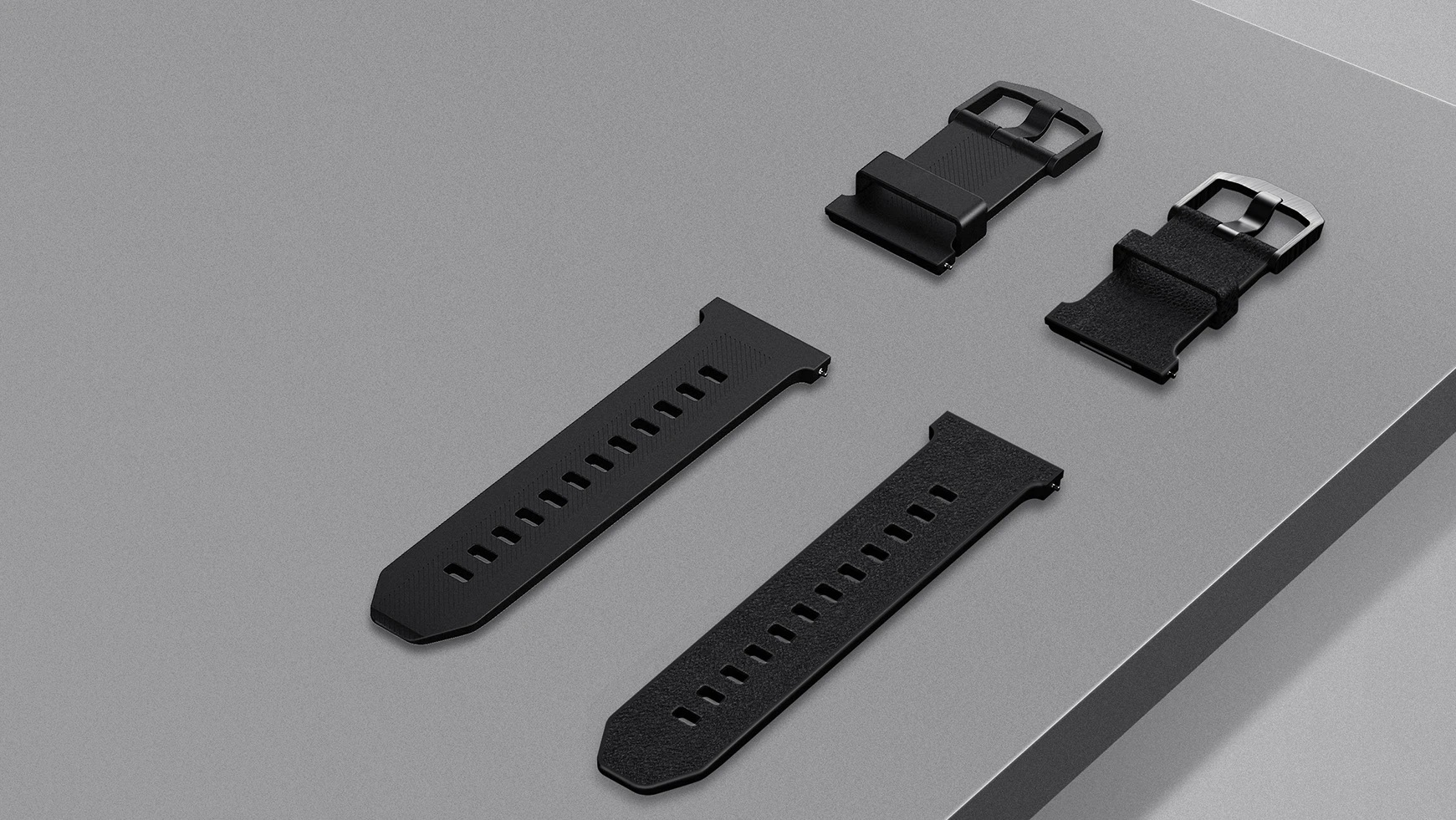 Nubia Watch straps