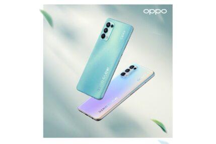 Oppo Reno 5 K teaser