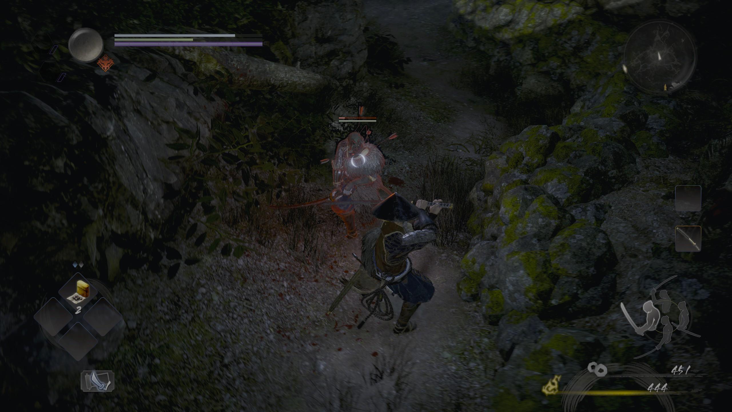 Recenzja Nioh 2 PC