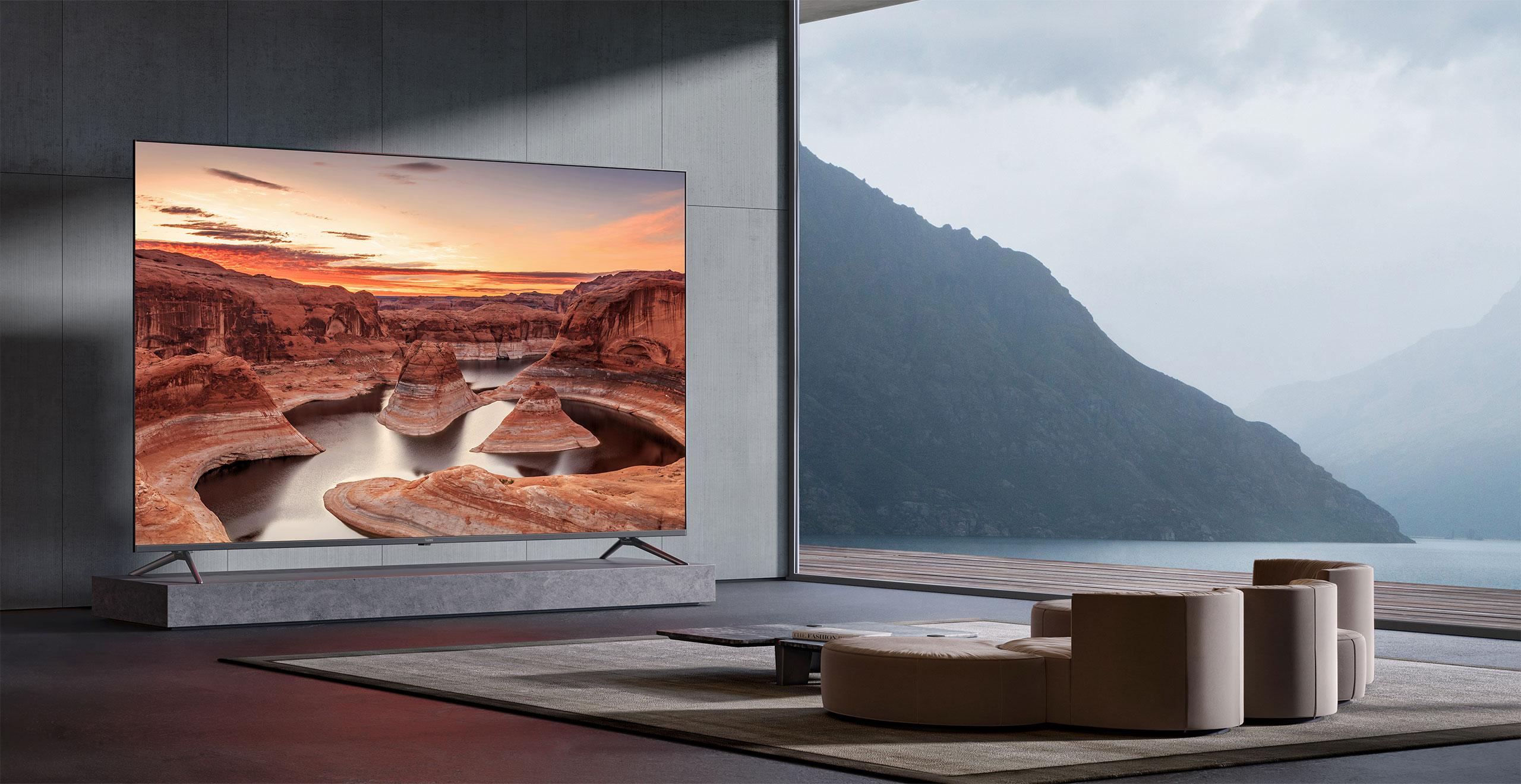 telewizor Redmi MAX 86 Smart TV