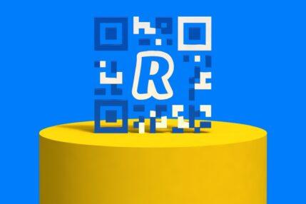 Revolut Business kod QR
