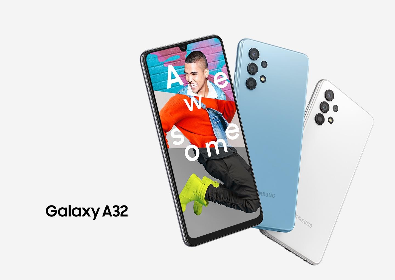 Poznajcie Galaxy A32 4G. Samsung poświęcił modem 5G na rzecz dużo lepszego ekranu (i nie tylko!)