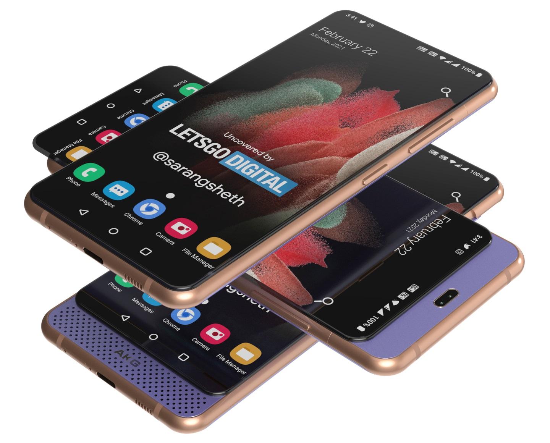 Odważna wizja, ale jeśli taki będzie Galaxy A82, to wszystkim opadną szczęki