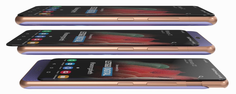 Samsung Galaxy A82 concept render