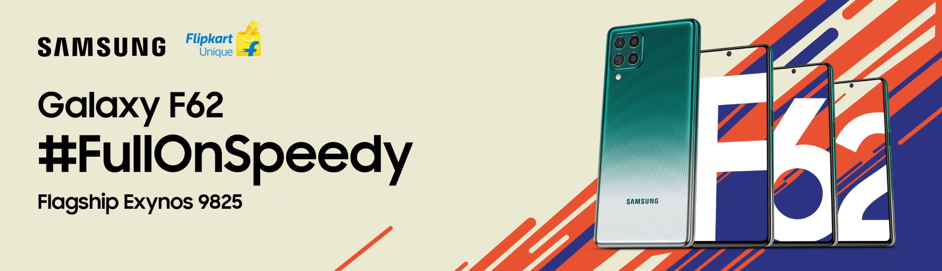smartfon Samsung Galaxy F62 smartphone