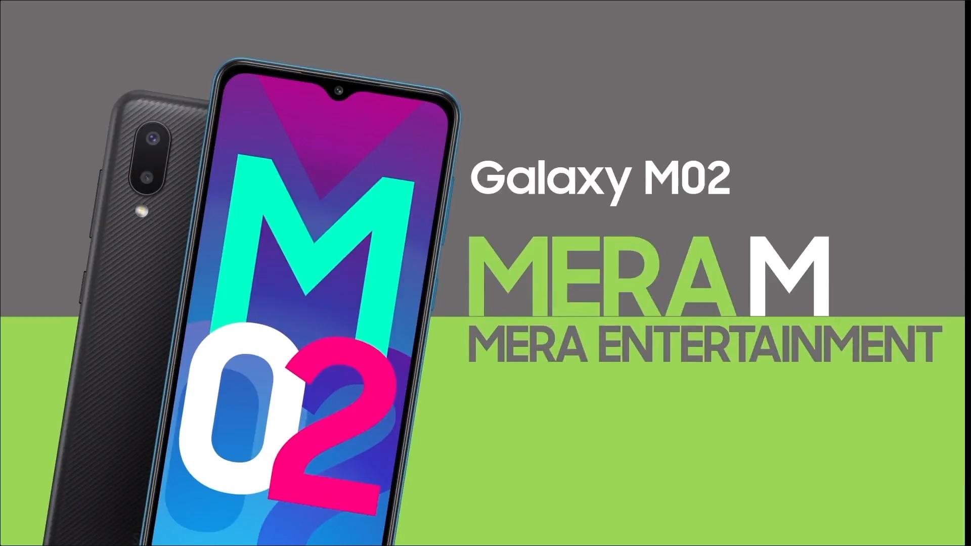smartfon Samsung Galaxy M02 smartphone