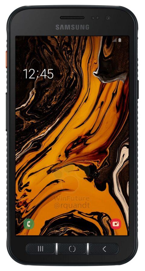 smartfon Samsung Galaxy XCover 5 smartphone