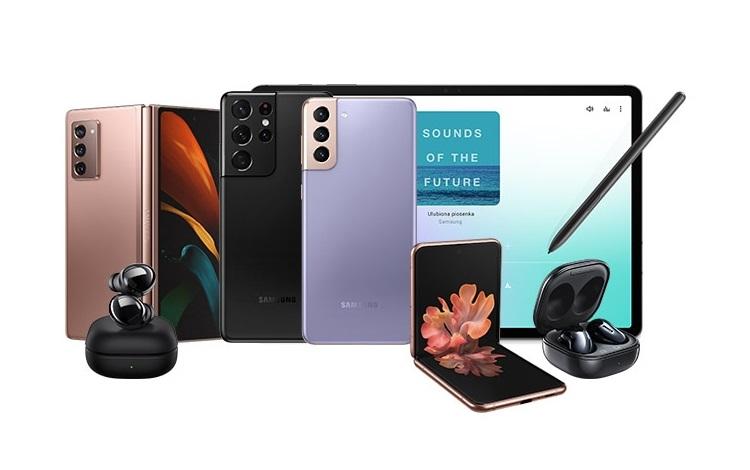 Samsung promocja Galaxy Buds Live Galaxy Buds Pro w prezencie