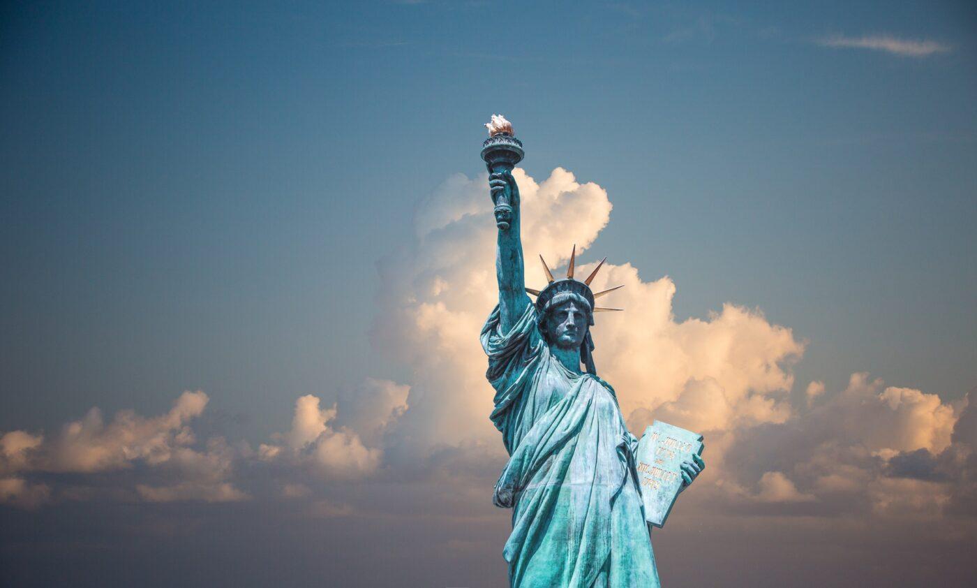 Stany Zjednoczone Statua Wolności USA