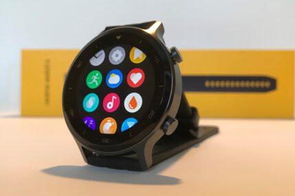 Realme Watch S jest zegarkiem, czy opaską fitness?