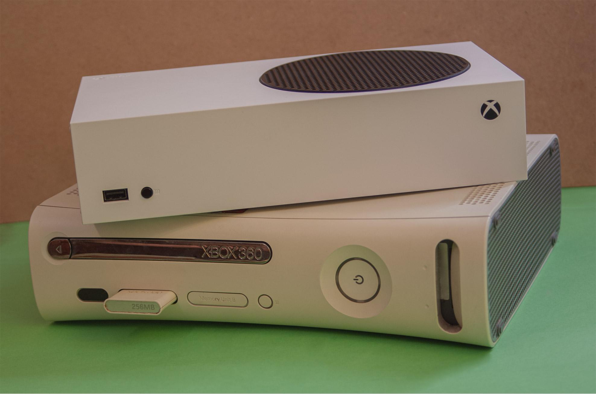 Xbox Series S Recenzja po 3 miesiącach Xbox 360