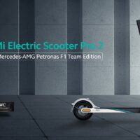 hulajnoga Xiaomi Mi Electric Scooter Pro 2 Mercedes-AMG Petronas F1 Team Edition