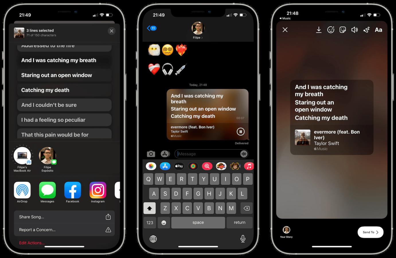 iOS 14.5 – nowa aplikacja Muzyka