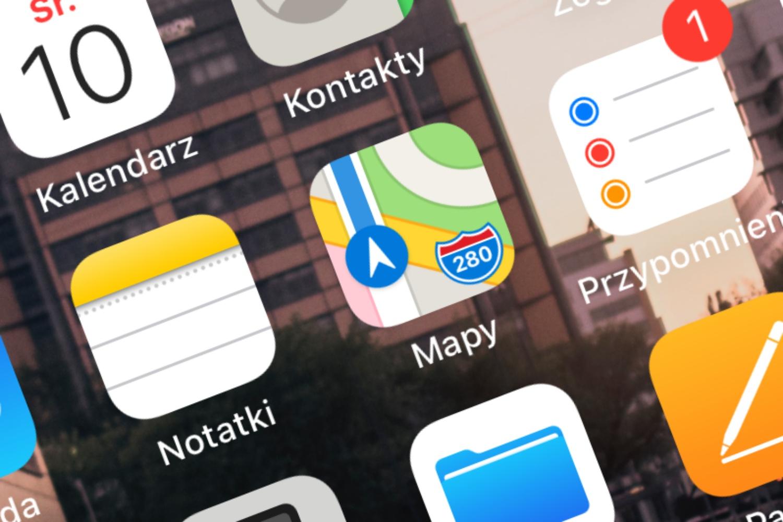 Mapy Apple powiedzą czego oczekiwać na danym lotnisku